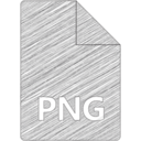 PNG File Hand-Drawn Icon