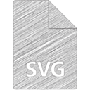 SVG File Hand-Drawn Icon