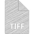 TIFF File Hand-Drawn Icon