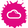 Cloud Colorful Icon
