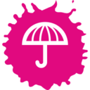 Umbrella Colorful Icon