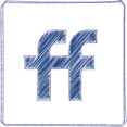 Friendfeed Scribble-Style Icon