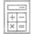 Handdrawn Calculator Icon