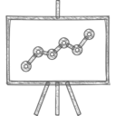 Handdrawn Chart Icon