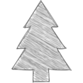 Handdrawn Tree Icon