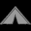Handdrawn Tent Icon