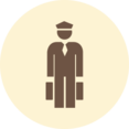 Bellhop Retro Icon
