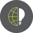 Lightbulb Globe Icon