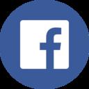 Circle Facebook Icon