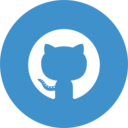 Circle Github Icon