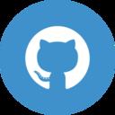 Circle Github Icon