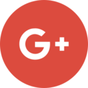 Circle Google Plus Icon