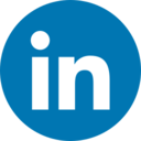 Circle Linkedin Icon