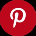 Circle Pinterest Icon