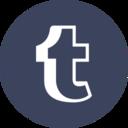 Circle Tumblr Icon