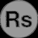 Handdrawn Mauritius Rupee Icon