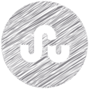 StumbleUpon Scribble Style Icon