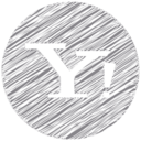 Yahoo! Scribble Style Icon