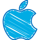 Quirky Hand-Drawn Mac Icon