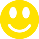 Simple Smiley Face Emoticon