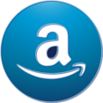 Amazon Social Media Button Icon