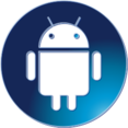Android Social Media Button Icon