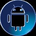Android Social Media Button Icon