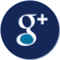 Google Plus Social Media Button Icon