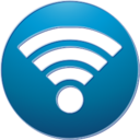 Wifi Social Media Button Icon