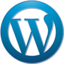 Wordpress Social Media Button Icon