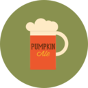Colorful Pumpkin Ale Icon