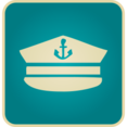 Vintage Sailor Icon