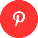 Trendy Pinterest Icon