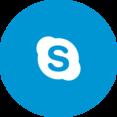 Trendy Skype Icon
