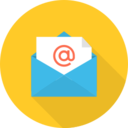 Flat Email Icon