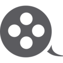 Glyph Movie Reel Icon