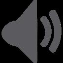 Glyph Volume Icon