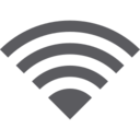 Glyph Wifi Icon