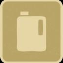 Flat Tank Icon