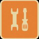Flat Tools Icon