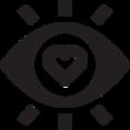 Glyph Eye Icon