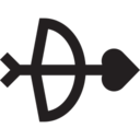 Glyph Arrow Icon