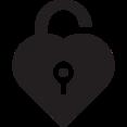 Glyph Lock Icon