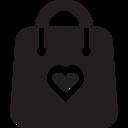 Glyph Purse Icon