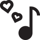 Glyph Music Icon