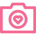 Outline Camera Icon