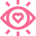 Outline Eye Icon