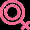 Outline Female Icon