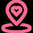 Outline Destination Icon