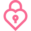 Outline Lock Icon
